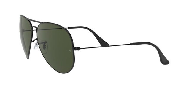 RAY BAN Sonnenbrille »AVIATOR LARGE METAL II RB3026«