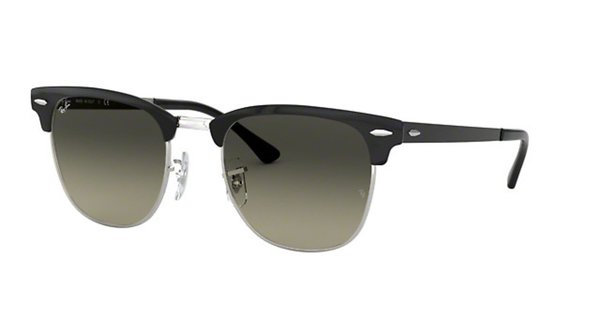 RAY BAN Sonnenbrille »Clubmaster Metal RB3716«